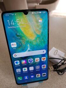 Huawei Mate 20 X (5G) 256GB Unlocked Dual Sim 8GB RAM 40MP Camera Google EVR-N29
