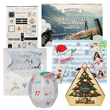 Technic Christmas Advent Calendar Cosmetic Beauty Toiletry Nail Gift Men/Woman
