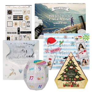 XMAS Advent Calendar Cosmetic Beauty Toiletry Nail Gift Men/Woman - Technic
