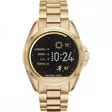 Michael Kors Access Bradshaw Gold Tone Stainless Steel Smart Watch MKT5001