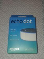 Amazon Echo Dot 2nd Generation Smart Speaker w/ Alexa White NEW