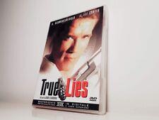 DVD TRUE LIES Schwarzenegger Jamie Lee Curtis James Cameron STAMPA CENTURY FOX