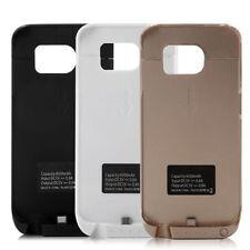 4500mAh Zusatzakku Batterie Extern Akku Case Power Pack Für Samsung Galaxy S6