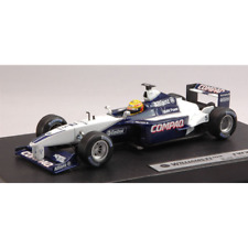 WILLIAMS FW23 N.5 RALF SCHUMACHER 2001 1:43 Hot Wheels Formula 1 Die Cast