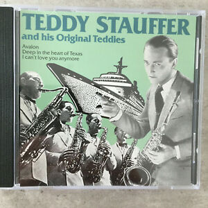 TEDDY STAUFFER and his Original Teddies (CD Elite Special 77113 / neu)