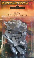 GOLIATH GOL-2H (20-316) TRO 3039 BATTLETECH