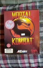 Rare amiga game- Mortal Kombat