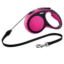 Flexi Comfort S 5m Cord 12kg 4 Colours Pink 8810