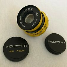 Industar 2.8/50mm Lens M39 RF Russian I-26M Leica Zorki FED color
