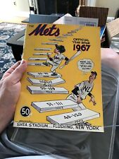 1967 NY Mets YEARBOOK Revised Near Mint/Mint Pristine