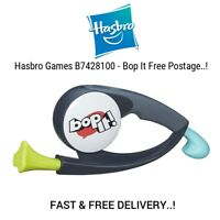 Hasbro Bop It! Electronic Handheld Game 2015 English Version Tested & Working.