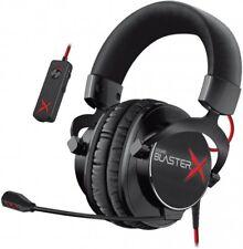 Creative Sound BlasterX H7 Professional USB 7.1 Surround Sound Gaming Headset