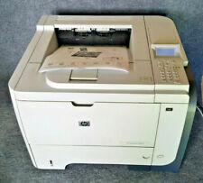 HP LaserJet Enterprise P3015dn Workgroup Laser Printer Tested Includes Toner