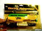 Mister Twister Electric Fisherman Fish Filet Knife NIP