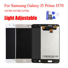 Original For Samsung  J5 Prime SM-G570 Touch Screen Digitizer LCD Display +Tool