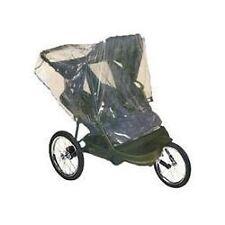 Comfy Baby! Universal Double Jogging Stroller Waterproof Rain Cover Wind Shield