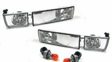 VW GOLF MK3 CLEAR / CHROME FOG LIGHTS LAMPS & INDICATORS 9/1991-8/1997