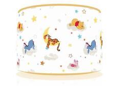 "Winnie The Pooh Rise And Shine Ceiling Lamp Shade 11"" Nursery Free P & P"