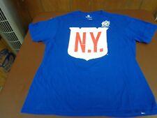 New York Rangers  2018 Winter Classic Jersey Crest Logo T-Shirt Large  Y1