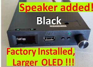 Gotek USB Floppy Emulator Large OLED,Speaker,Dial - Amiga Atari IBM Roland AKAI