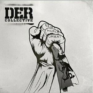 D.E.R Collective-New World Order CD NEW