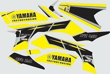 Graphics for 2003-2008 Yamaha YFZ450 YFZ 450 Yellow ATV decals stickers