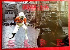OKUPACIJA U 26 SLIKA 1978 WW2 LORDAN ZAFRANOVIC FRANO LASIC EXYU MOVIE POSTER #2