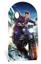 Matt Smith Doctor Who and Clara Oswald Cardboard Cutout Stand in Great for pics