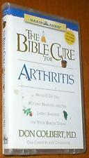 The Bible Cure For Arthritis by Don Colbert, M.D. - Audiobook on 1 Cassette Tape