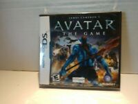Nintendo DS James Cameron's AVATAR The Game by Ubisoft Brand New,Factory Sealed