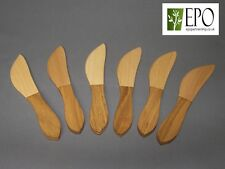 Wooden Butter Knife / Spread 18 cm With Oiled Handle