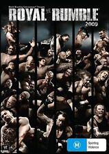 WWE - Royal Rumble 2009 (DVD, 2009) New  Region 4