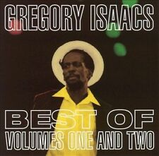 The Best of Gregory Isaacs, Vol.1&2 by Gregory Isaacs(CD,2001,Rounder) Brand New