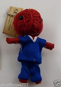 Voo Doo Friends Key Chain voodoo friend doll Dunk