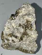 $189 -68 Carat Gold Ore Specimen Quartz!