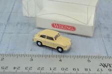 Wiking 8060123 Old Timer Lloyd Alexander Car 1:87 Scale HO