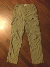 COLUMBIA-TITANIUM-Pantaloni/Packable Zipp-Off Mens Pants Trekking Mountaineering