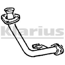 1x KLARIUS OE Quality Replacement Exhaust Pipe Exhaust For RENAULT Petrol