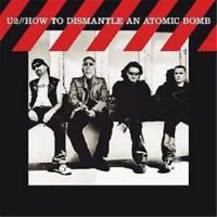 U2 HOW TO DISMANTLE AN ATOMIC BOMB [BONUS TRACK] NEW VINYL