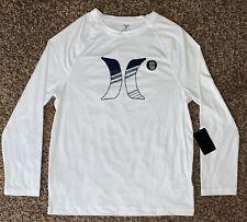 NWT HURLEY Surfing Rashguard Lightweight Sun Shirt mens size: M, $45