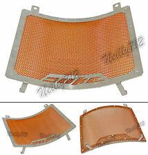 Orange Radiateur Grille Protecteur Radiator Cover Pour 2012-2017 KTM 690 Duke R