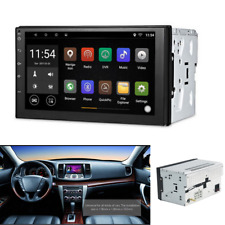 7 inch Android 6.0 Hd 2 Din Navigation Sat Nav Car Suv Gps Stereo Radio Wifi Can (Fits: Chrysler Concorde)