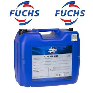 For Benz Auto Transmission Fluid 20 Liters ATF 4134 MBZ Approval 236.14 Fuchs