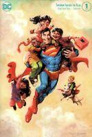 Superman Smashes the Klan #1 Variant Cover DC Comics