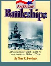 American Battleships: A Pictorial History of BB-1