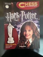 2007 HARRY POTTER DeAostini Step By Step Chess Course - ISSUE 13 - Manual Only