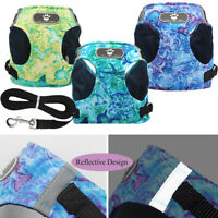 Walk Leash Cotton Puppy Vest Pet Traction Rope Chest Strap Dog Harness Collar