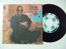 "Stevie Wonder – Part-Time Lover - Disco Vinile 45 Giri 7"" Stampa ITALIA 1985"