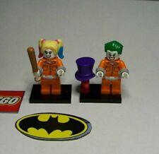 NIP Batman Joker With Guitar Harley Quinn Mini Figure Superhero NEW
