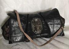 FIORELLI Padded Faux Leather/Fabric Clutch/Shoulder Bag / Handbag